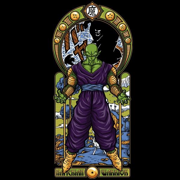 Namekian Warrior