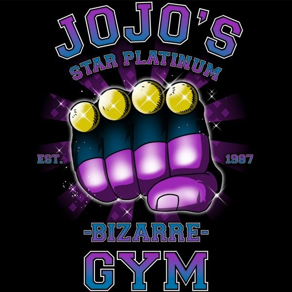 Star Platinum Gym