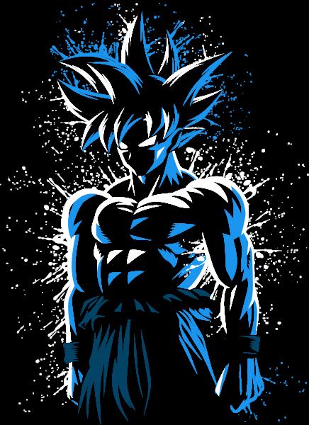 Ultra blue instinct