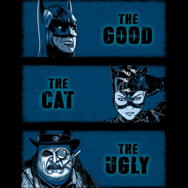 The Good the Cat and the Ugly