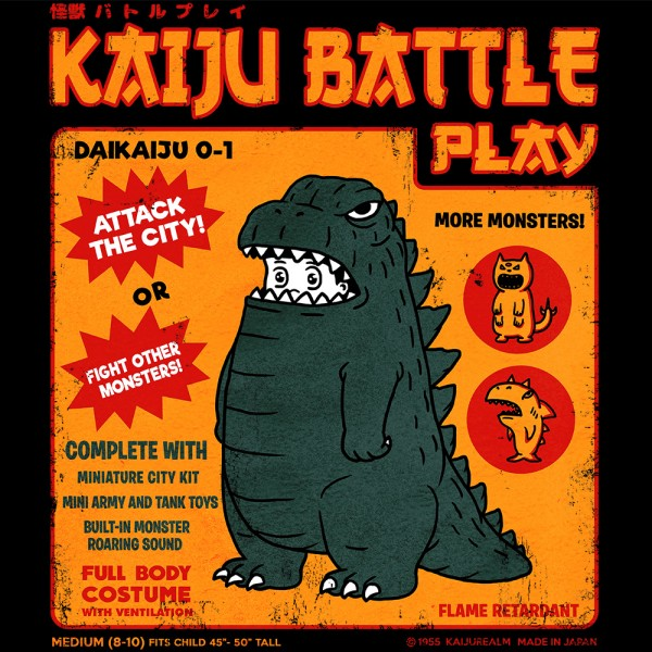 Kaiju Battle Play