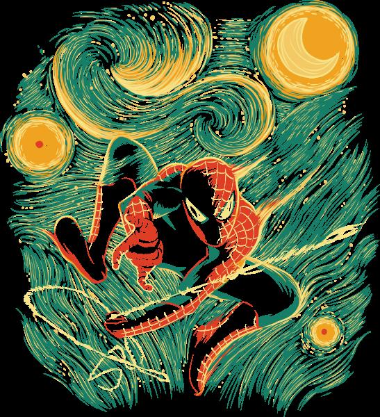 Starry Parker