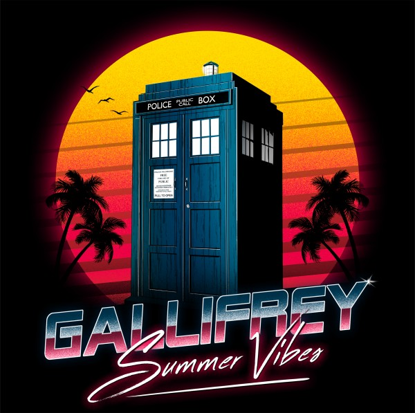 Gallifrey Summer Vibes
