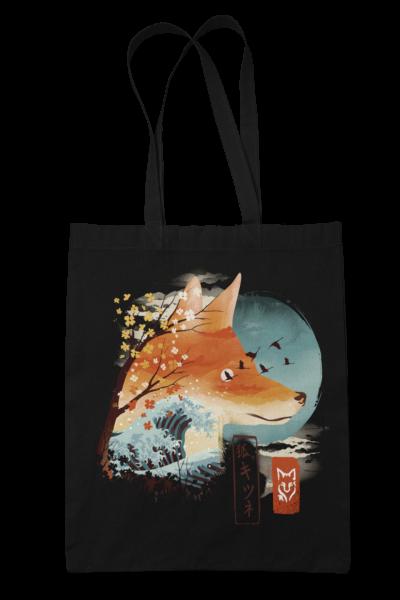 Ukiyo-e Fox