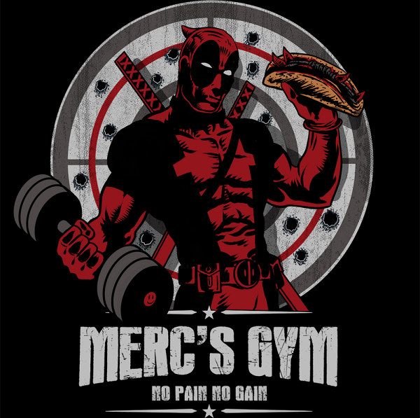 Mercs Gym
