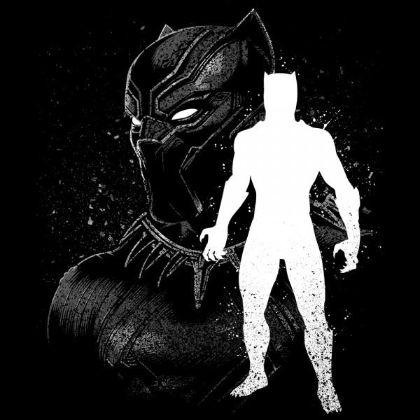 Inking Panther