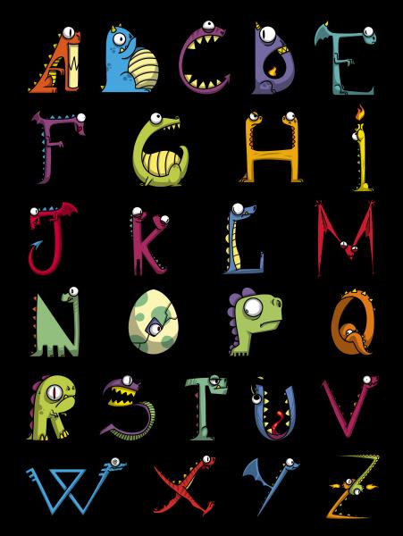 ABCsaurus