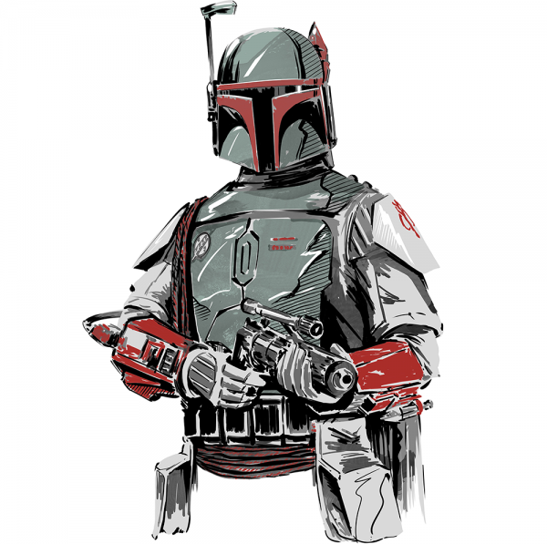 Mandalorian Bounty Hunter