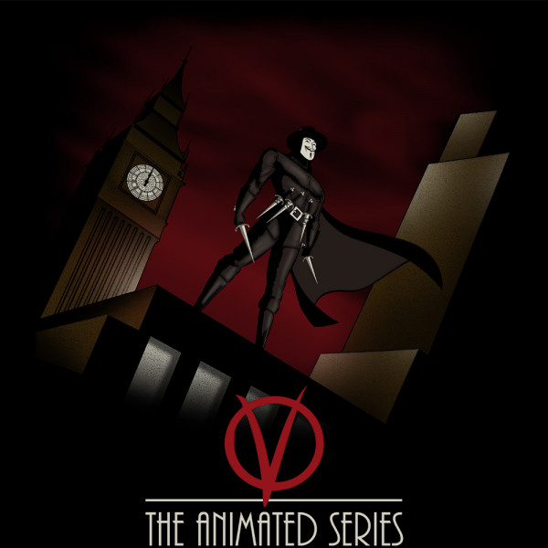 V the animated Series