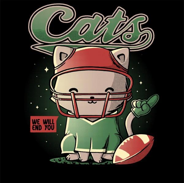 Cat Football