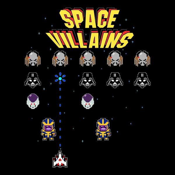 Space Villains