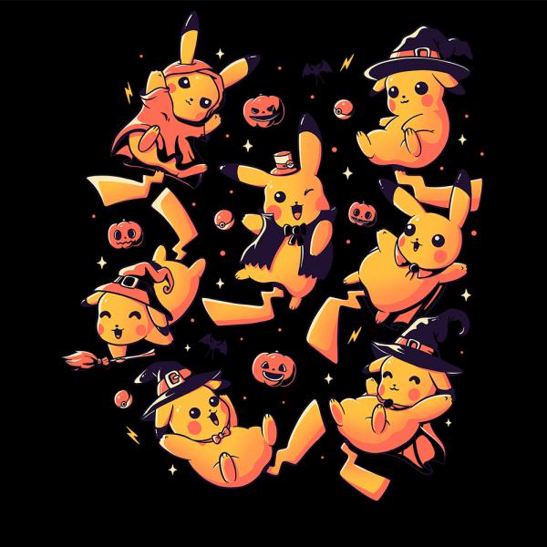 Electric Halloween