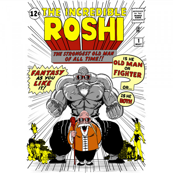 The Incredible Roshi