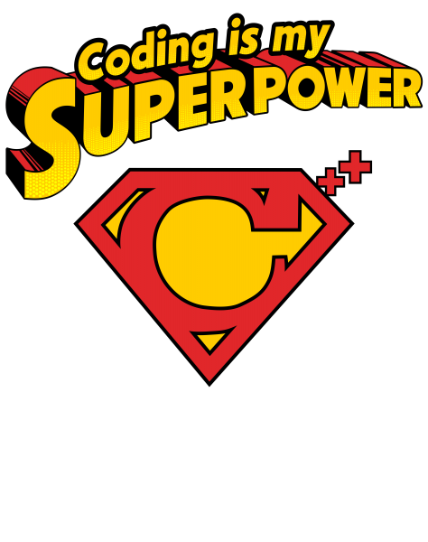 Coding is my Super Power
