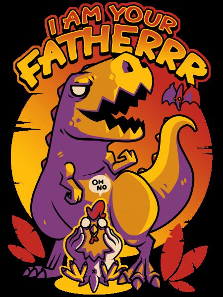 I AM YOUR FATHERRR