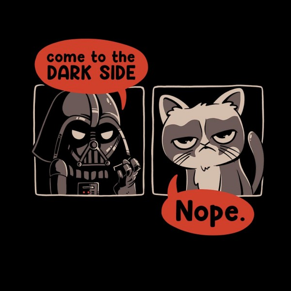 Dark Side Nope