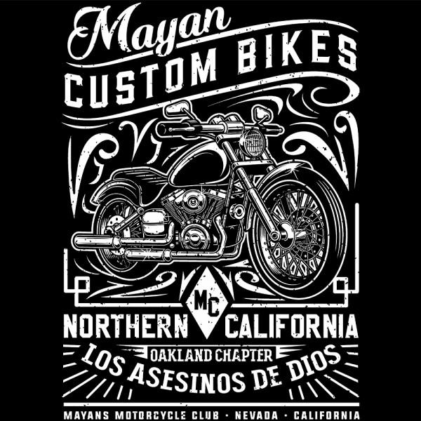 Custom Bikes Oak