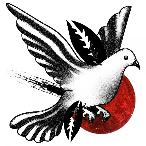 Inked Bird 2