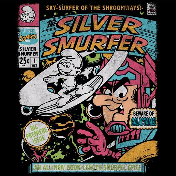 The Silver Smurfer