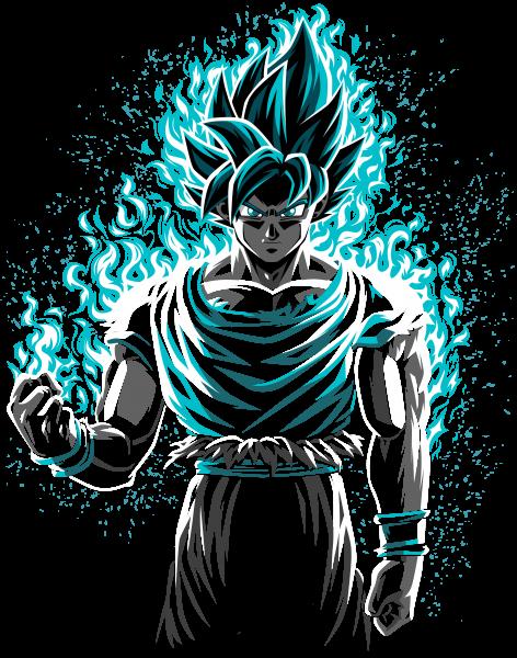 Super Blue Warrior