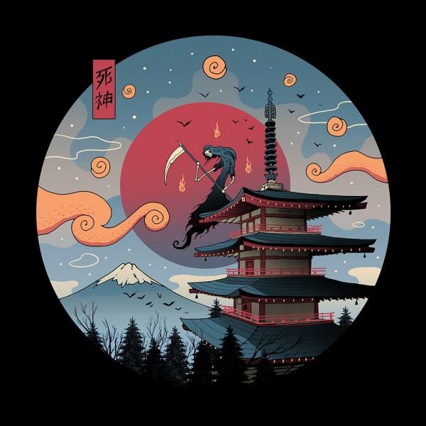 Shinigami in Edo