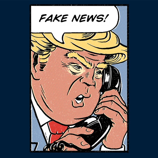 Pop Art Fake News