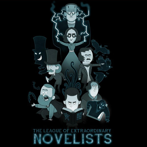 League of extraordinary Novelists