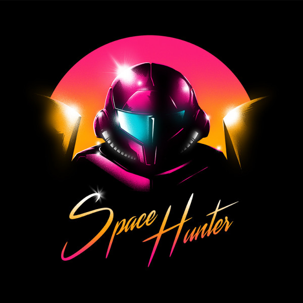 The Space Hunter