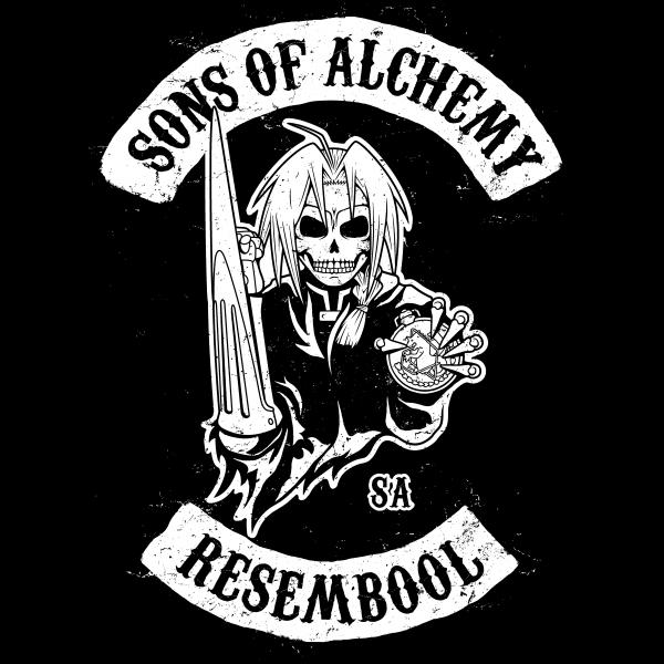 Sons Of Alchemy