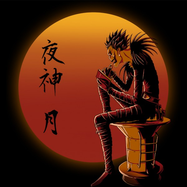 Ryuk on Sunset