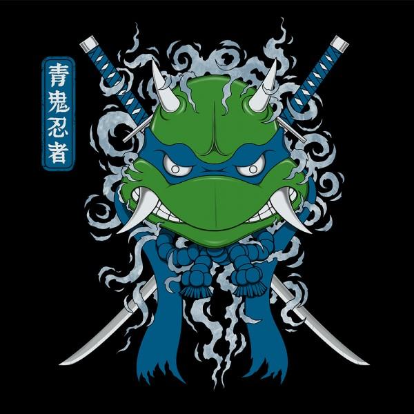 Blue Oni Ninja