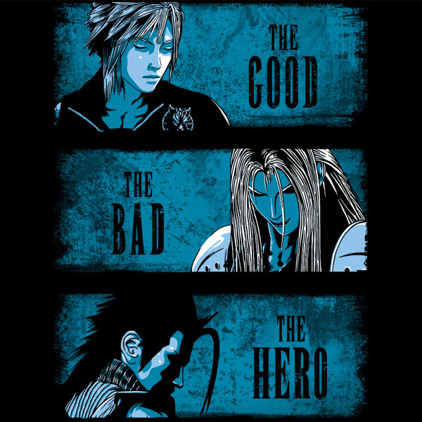 The Good The Bad and the Hero