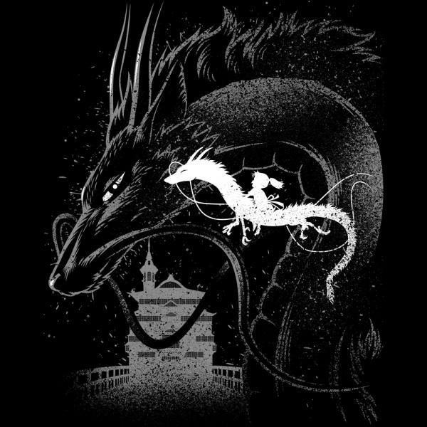 Inking Dragon