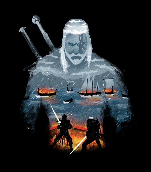 Geralt Battle