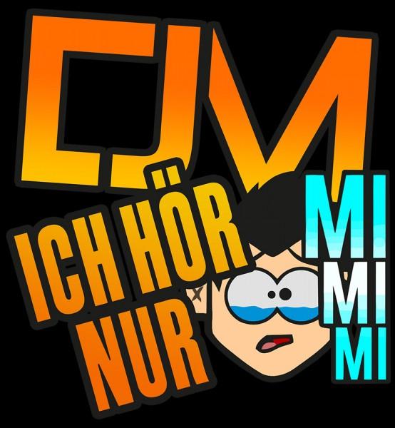Ich hör nur MiMiMi - DJ_Michii - schwarz