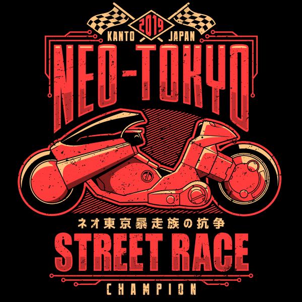 Neo Tokyo Street Race