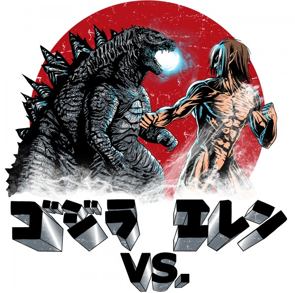 Kaiju VS Titan