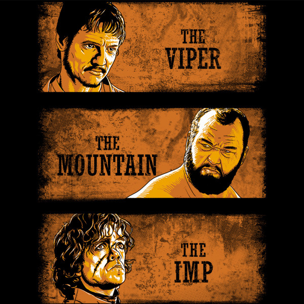 The Viper the Mountain and the Imp