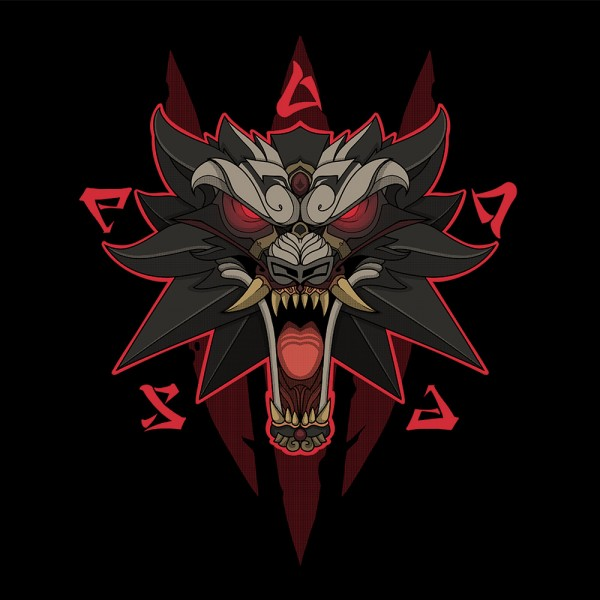 Oni White Wolf