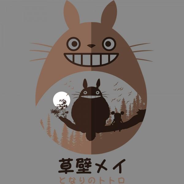 Circle Totoro