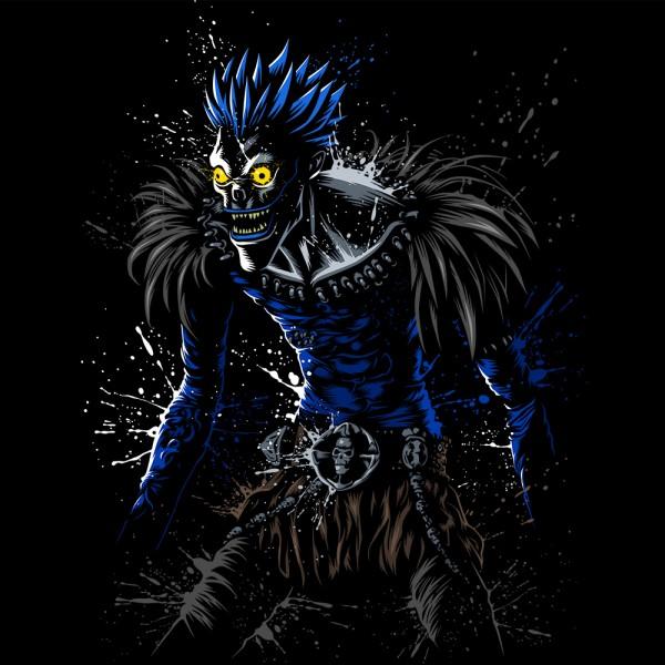 Death Note Splatter