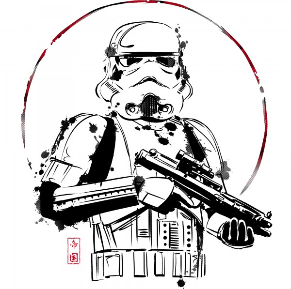 Ink Trooper