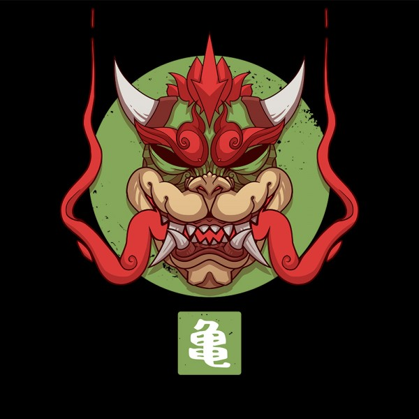 Oni Turtle King