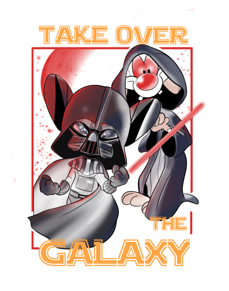 Take over the Galaxy