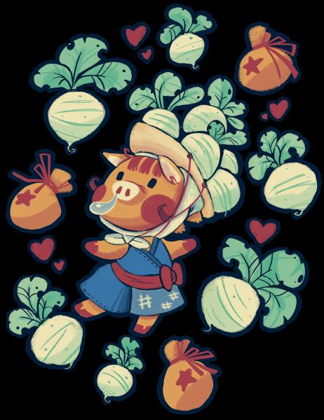 Turnip Merchant