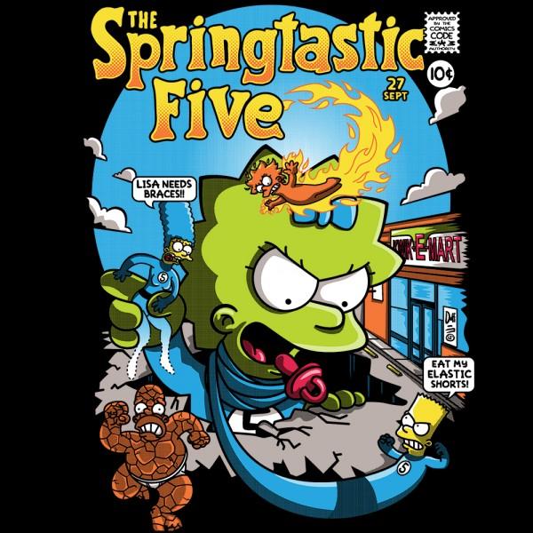 Springtastic 5