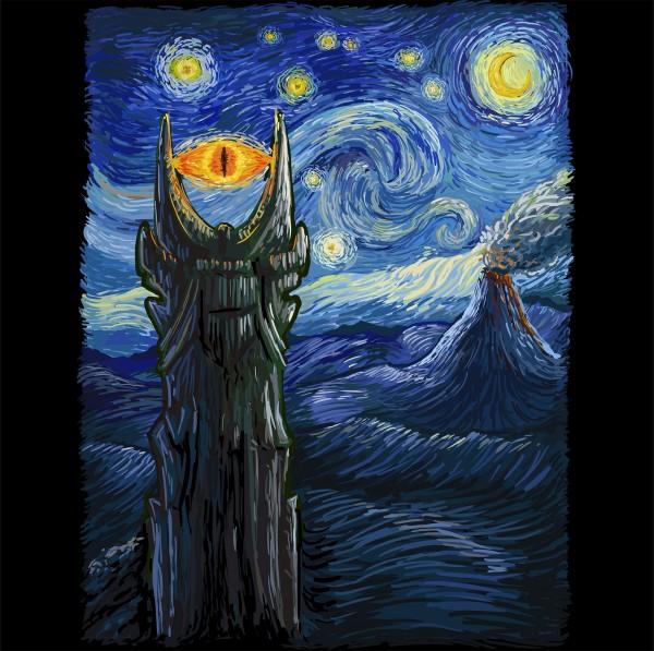 Sauron van Gogh