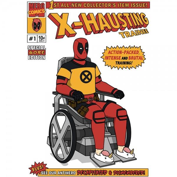 X Hausting Trainee