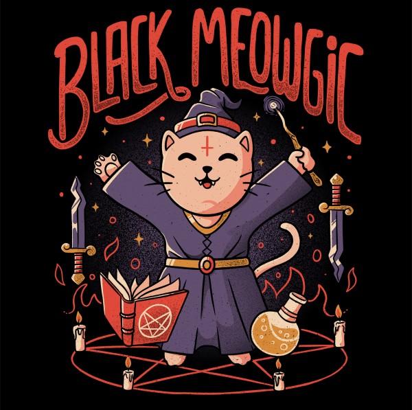 Black Meowgic