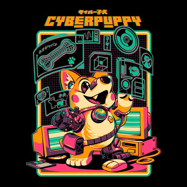 Cybercorgy